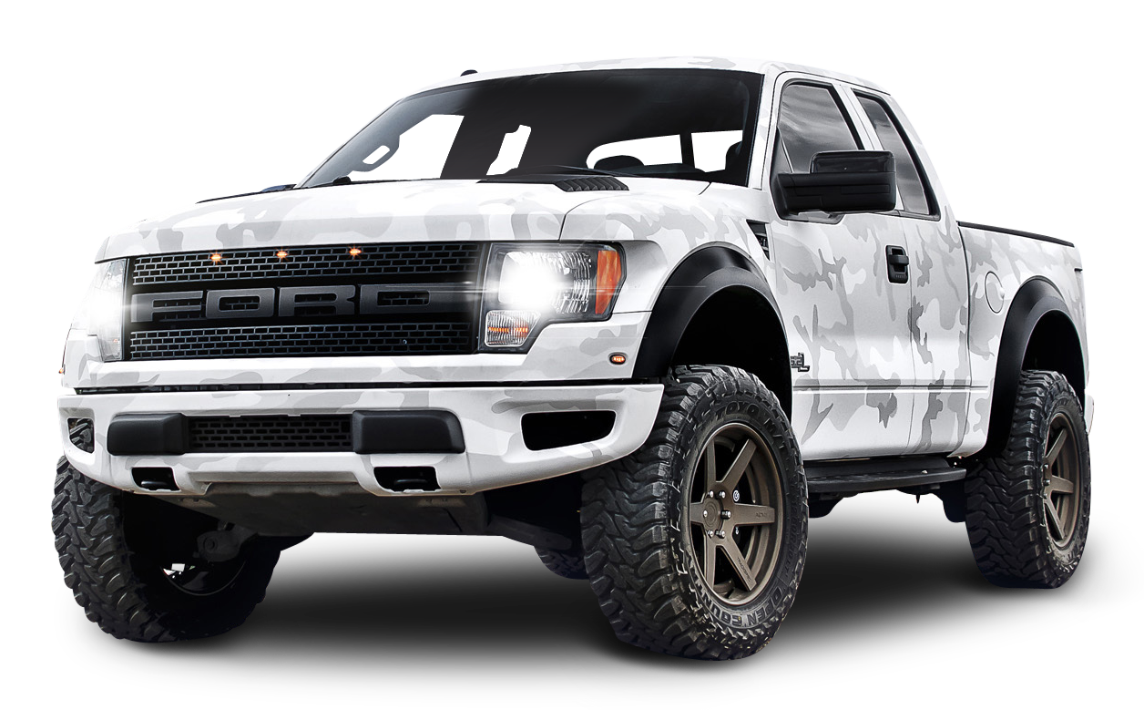Ford Raptor Graphics Vector