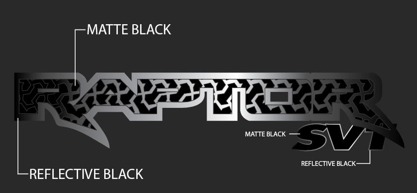 860x399 Ford Svt Raptor Matte + Satin Wrap And Custom Graphics