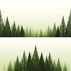 Forest Vector Art