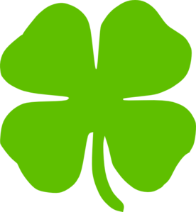 276x299 Collection Of Free Clover Vector Four Leaf. Download On Ubisafe