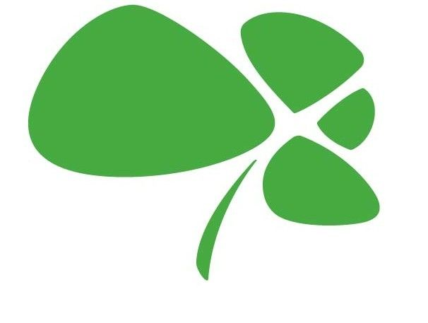 Four Leaf Clover Vector Free