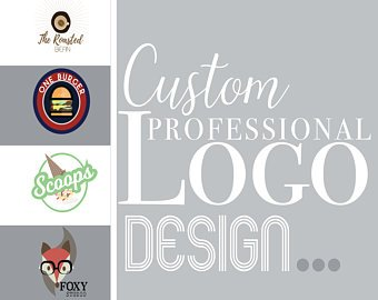 340x270 Premade Fox Logo Design Fox Clothing Boutique Logo Nerdy Etsy