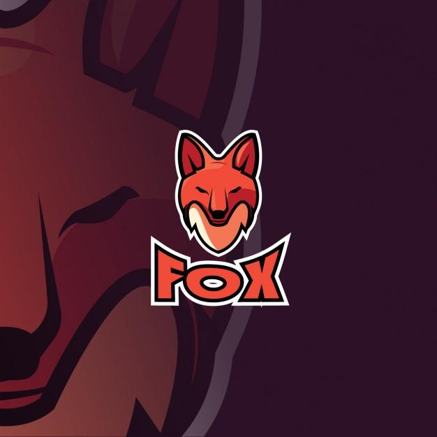 626x626 Fox Logo Vector Free Download