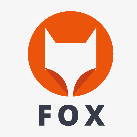 567x567 Creative Fox Logo, Fox Vector, Logo Vector, Mark Png And Vector