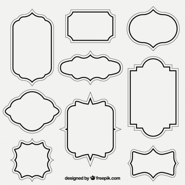 626x626 Frame Border Vectors, Photos And Psd Files Free Download