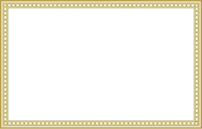 650x417 Picture Frame Border Vector Gold Frame Border Vector Antiquity
