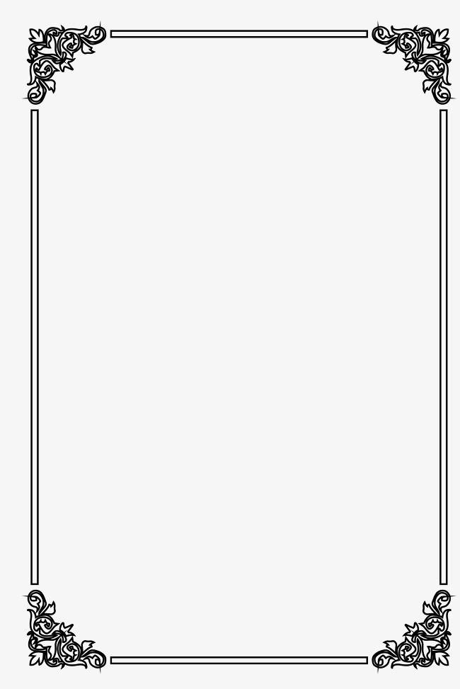 650x973 Border Frame Naina In 2018 Patterns, Border Design