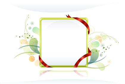 420x283 Free Vector Frames With Ribbon Free Vector Graphics All Free