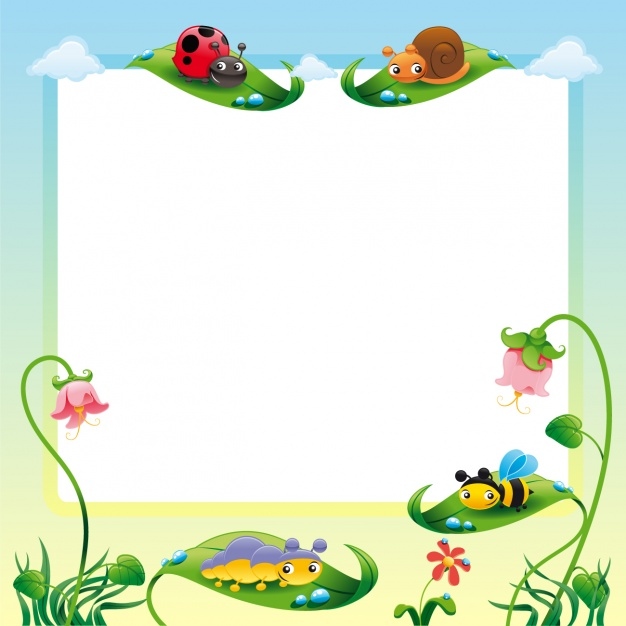 626x626 Nature Frame Design Vector Free Download