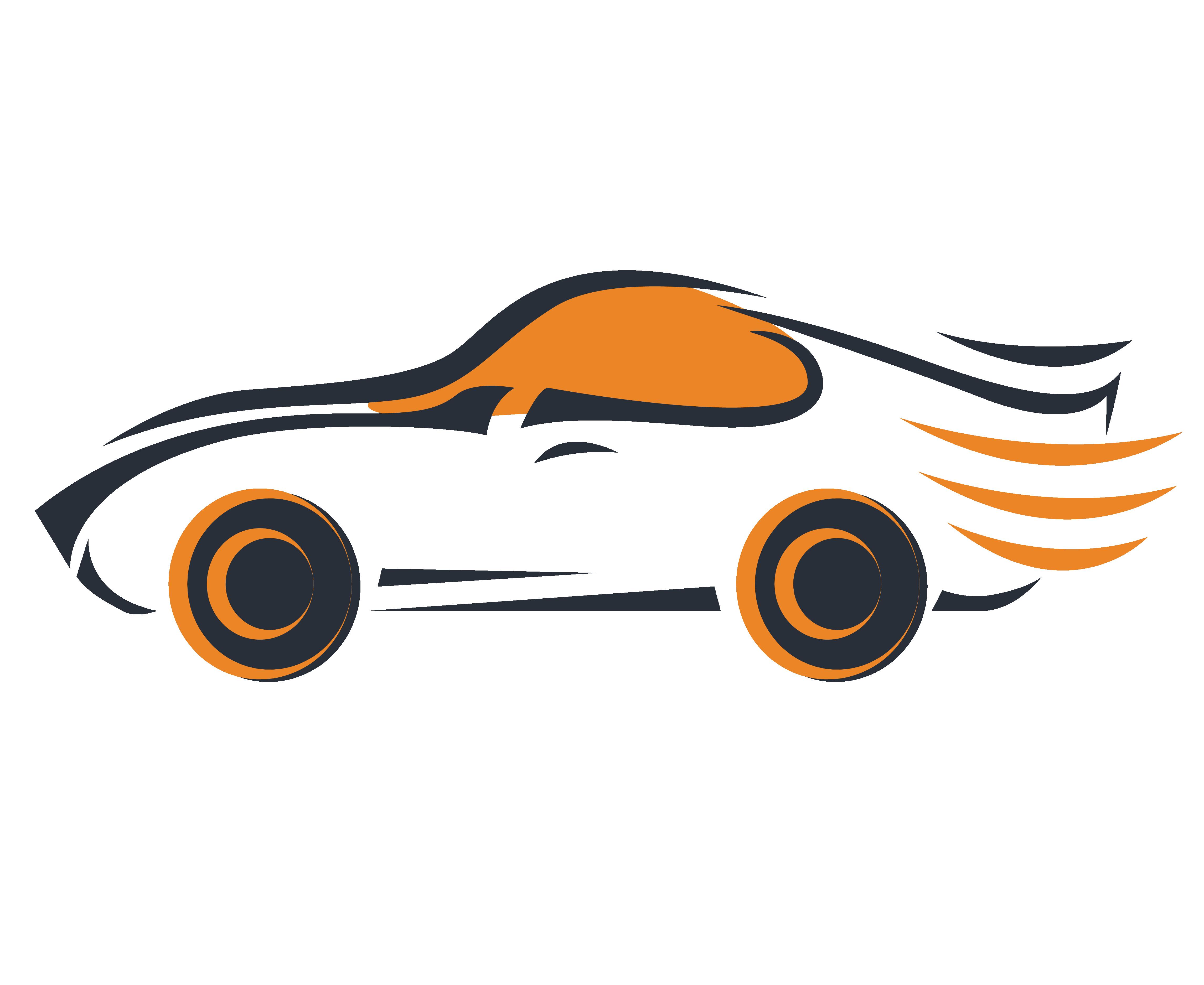 4583x3750 Sports Car Logo