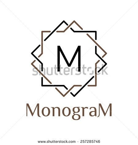 450x470 Arabic Monochrome Vector Hipster Minimal Vintage Linear Frame