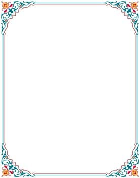 276x350 Free Frame Vector Pattern 11 Psd Files, Vectors Amp Graphics