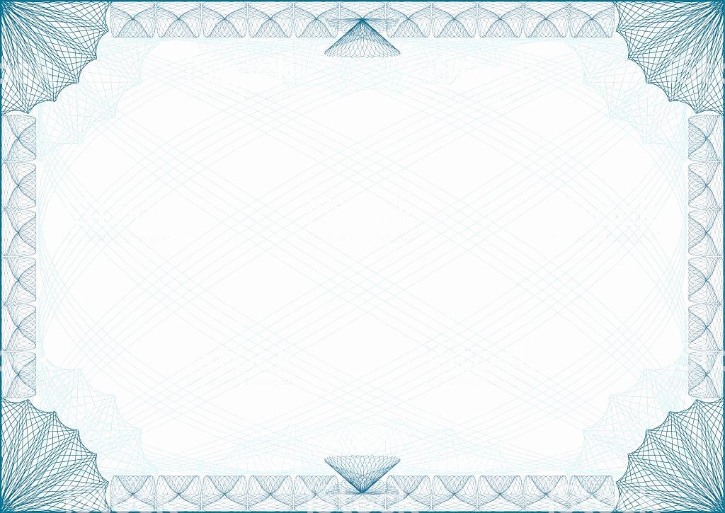 1024x725 Letterhead Frame Vector Elegant Certificate Border Letterhead