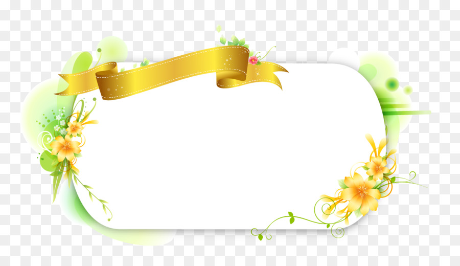 900x520 Ribbon Picture Frame