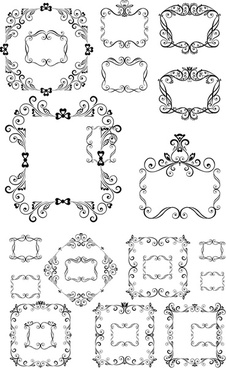 226x368 Various Swirl Templates Frame Vector Png Images, Backgrounds And