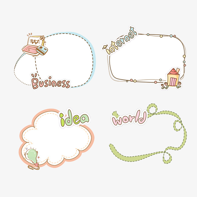 650x651 Cartoon Border Download, Cartoon, Frame, Vector Png And Vector For