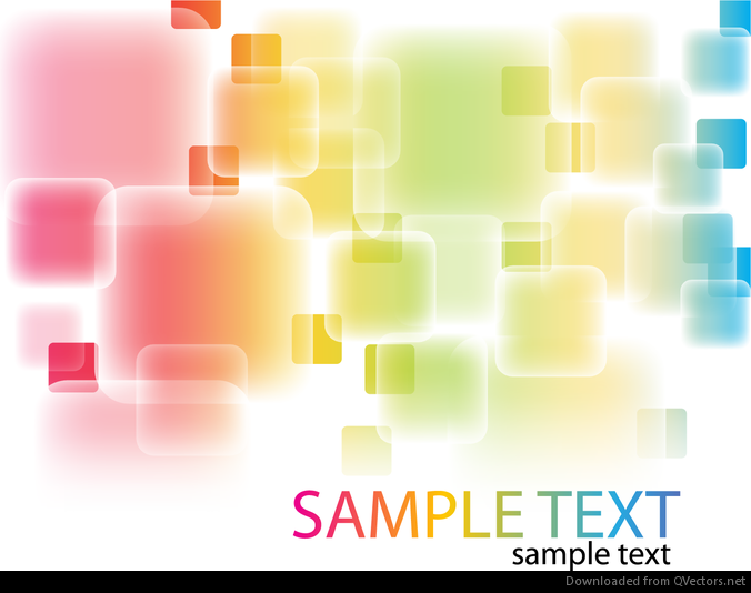 676x534 Free Abstract Colorful Background Vector
