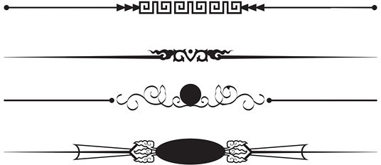 536x232 Art Deco Free Vector Download (216,880 Free Vector) For Commercial