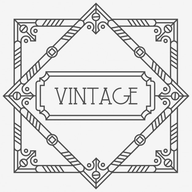 626x626 Lines Antique Vectors, Photos And Psd Files Free Download