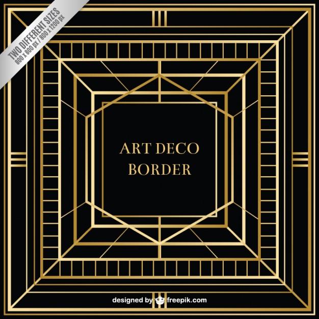 626x626 Pictures Of Art Deco Geometric Border