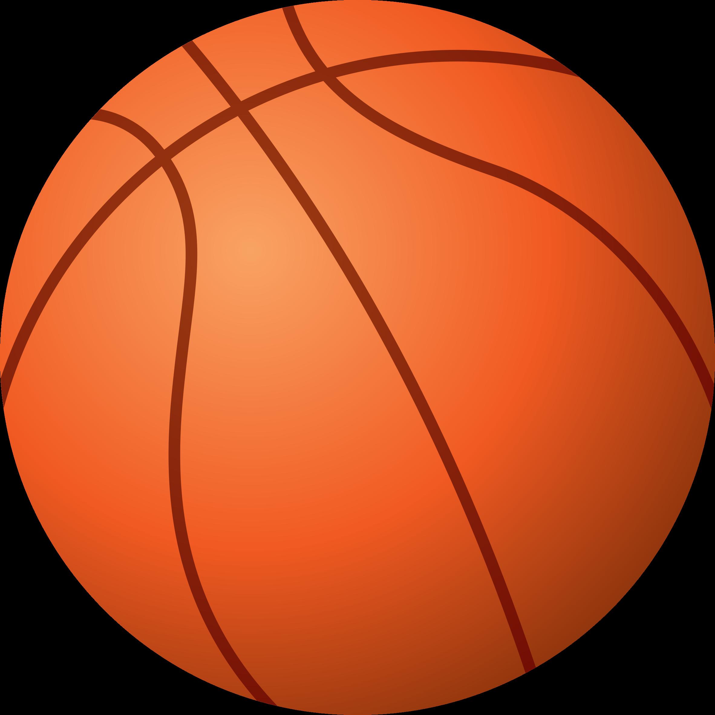 2364x2364 Basketball Vector Graphics Image