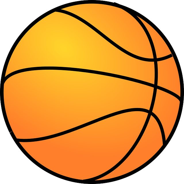 640x639 Basketball Vector Svg Black And White Stock Free