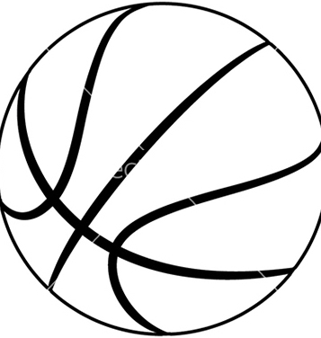 357x376 Free Basketball Vector Free Vector Download 233559 Cannypic