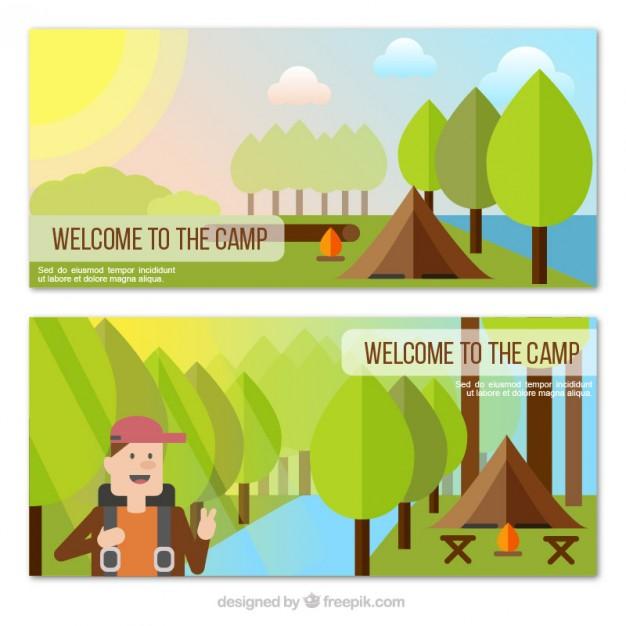 626x626 Camping Vectors Free Vector Graphics Everypixel