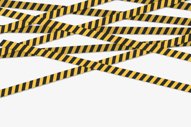 650x434 Creative Vector Warning Tape, Scroll, Caveat, Background Png And