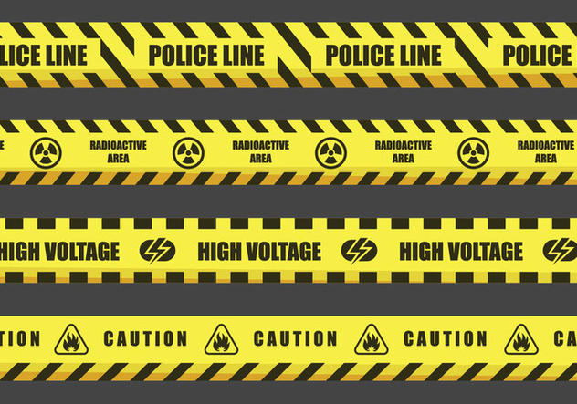 632x443 Danger Tape Vector Designs Free Vector Download 432029 Cannypic