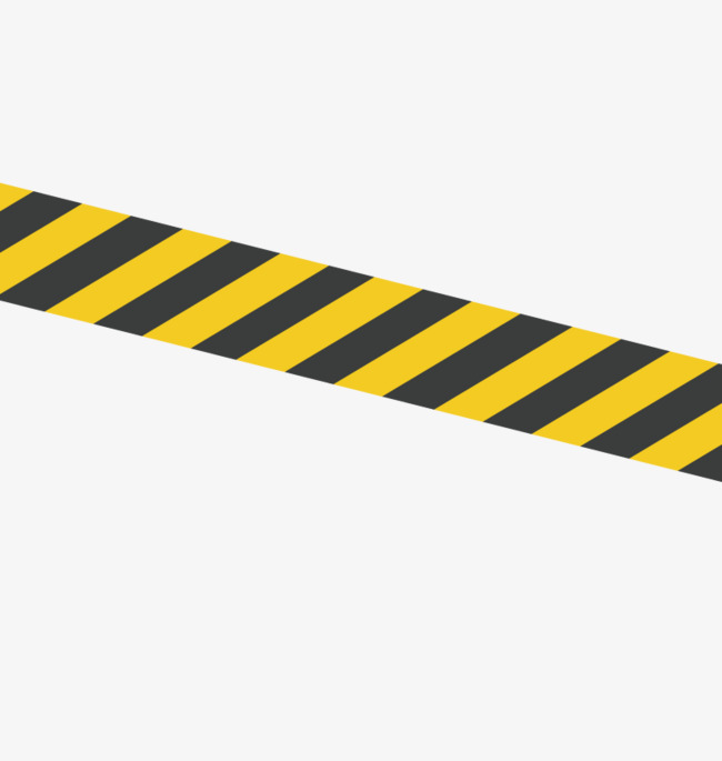 650x685 Vector Yellow Black Belt, Barrier, Warning Tape, Caution Tape Png