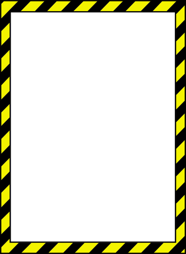 366x500 Caution Tape Clip Art Vector Image Of Caution Style Border