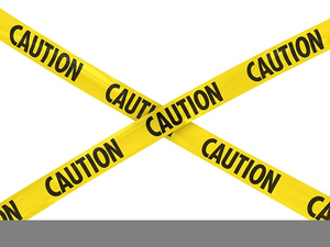 300x225 Caution Tape Clipart Free Images