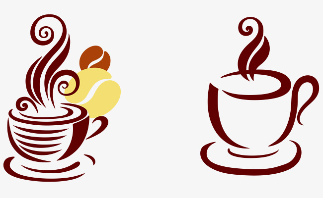 650x400 Art Design Coffee Cup Vector, Coffee Vector, Fine, Coffee Cups Png