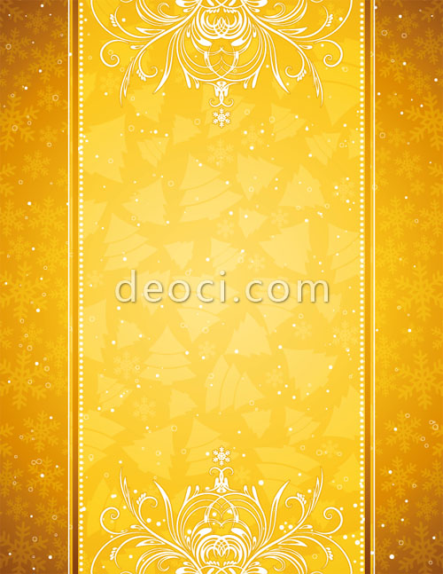 500x647 Snowflake Pattern Card Cover Background Design Picture Vector Free