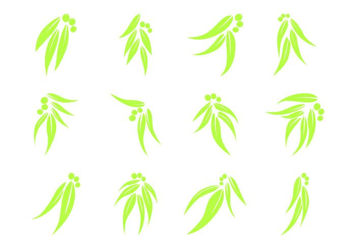 700x490 Free Eucalyptus Leaf Logo Vector Free Vectors Ui Download