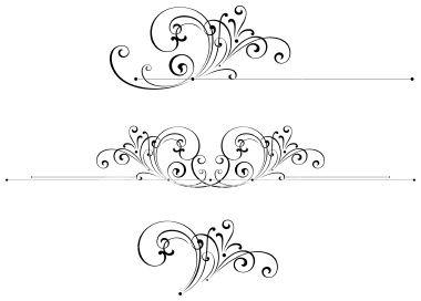 380x272 Arrow Clipart Filigree ~ Frames ~ Illustrations ~ Hd Images