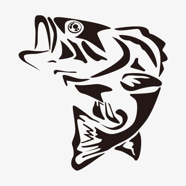 650x650 Line Drawing Fish, Marine Fish, Vector Fish, Fish Png And Vector
