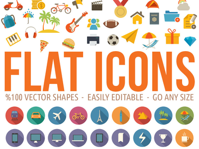 400x300 Free Flat Icons Download