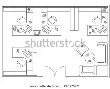 450x364 How To Draw A Floor Plan By Hand Luxury Free Floor Plan Vector