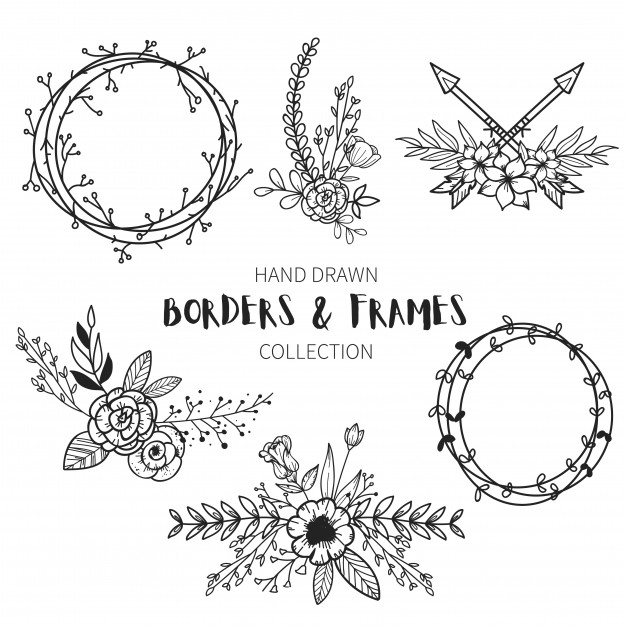 626x626 Floral Divider Vectors, Photos And Psd Files Free Download
