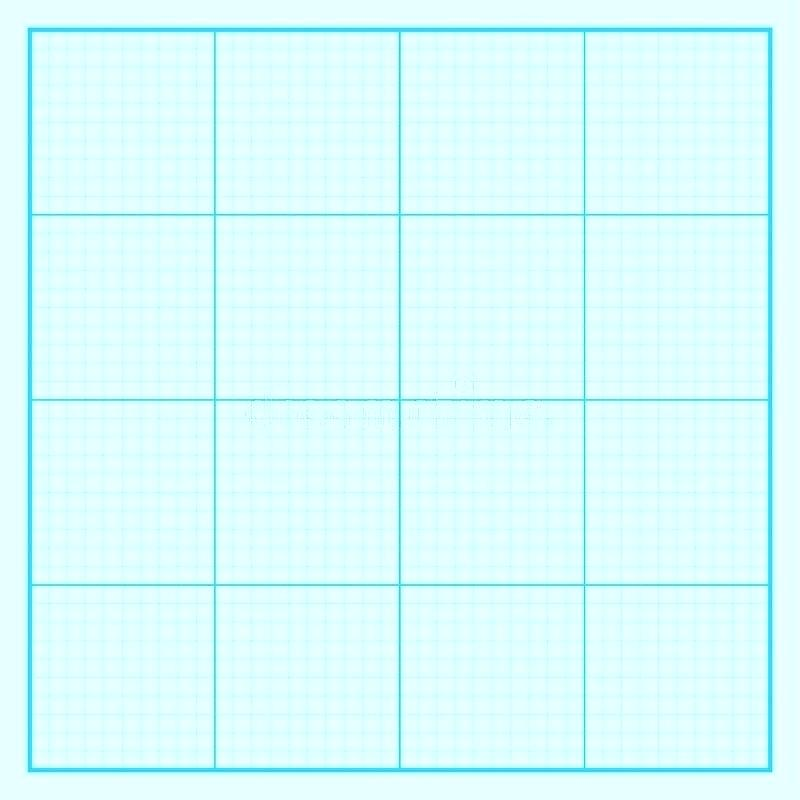 800x800 Large Grid Graph Paper Download Blue Graph Paper Coordinate Grid