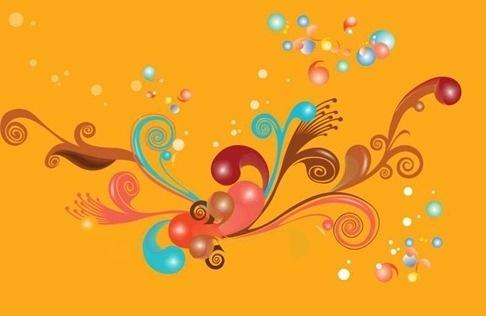 486x316 Illustrator Vector Swirls Free Vector Download (223,500 Free