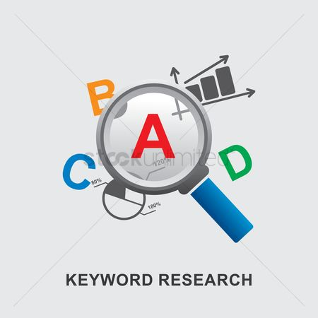 450x450 Free Keyword Research Stock Vectors Stockunlimited