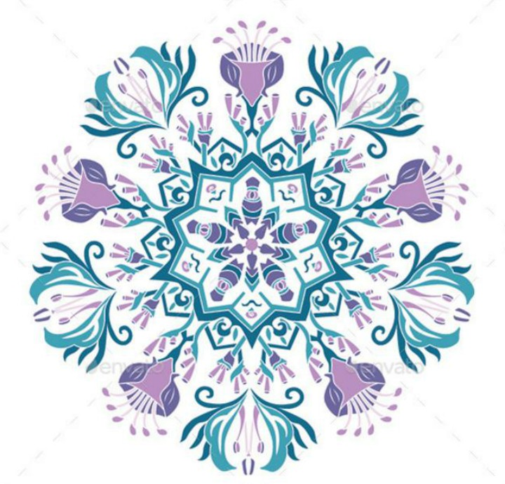 Free Mandala Vector