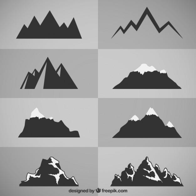 626x626 Free Mountain Vector Mountain Vectors Photos And Psd Files Free