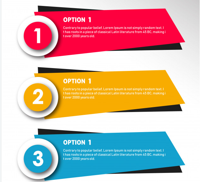 639x580 Colorful Infographic Banner Designs Free Vector Free Pik Psd