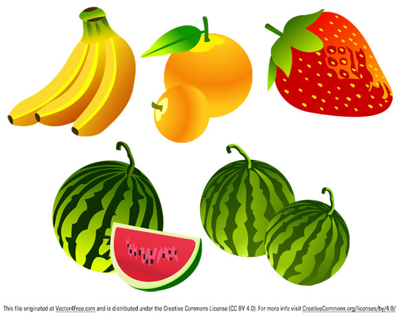 580x463 Free Strawberry Vector Graphics