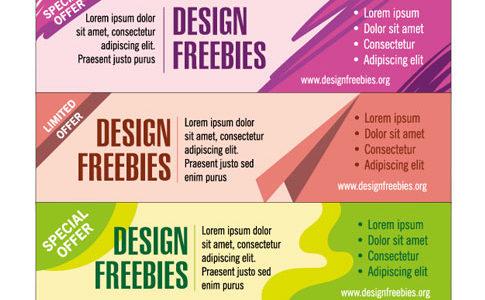 485x300 Free Vectors Designfreebies