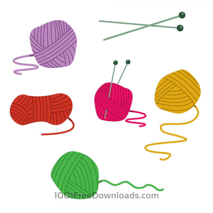 900x900 Free Vectors Colorfull Ball Of Yarn Vectors Abstract